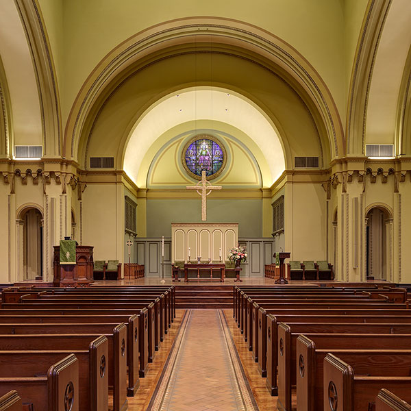 Second Presbyterian Church Restoration