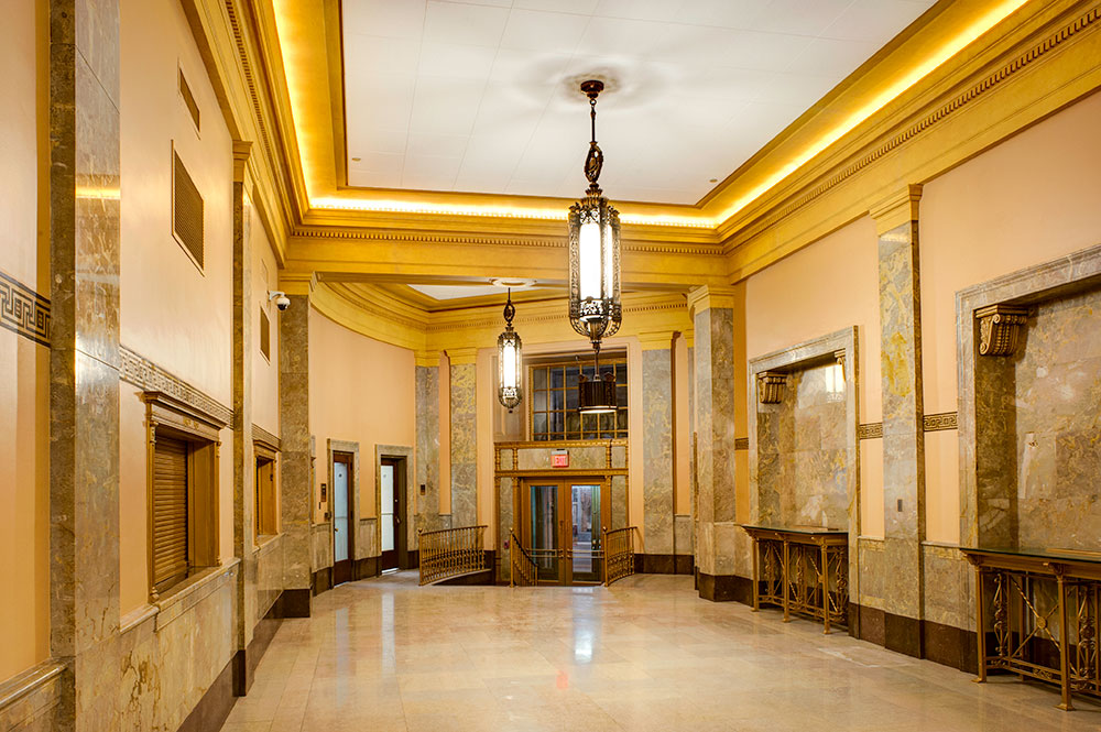 Spectrum San Antonio Tx >> GSA Hipolito Garcia Federal Building - Randy Burkett Lighting Design
