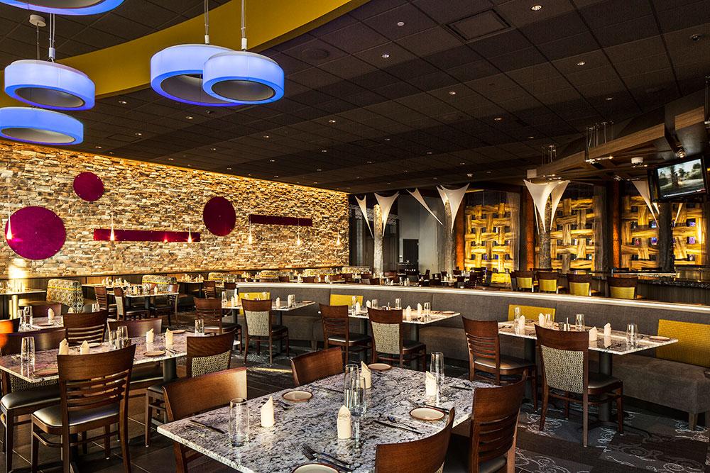 Stone Wolf Casino Restaurant Menu