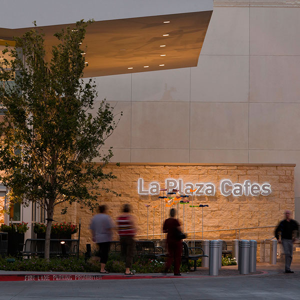 The Cafes at LaPlaza Mall