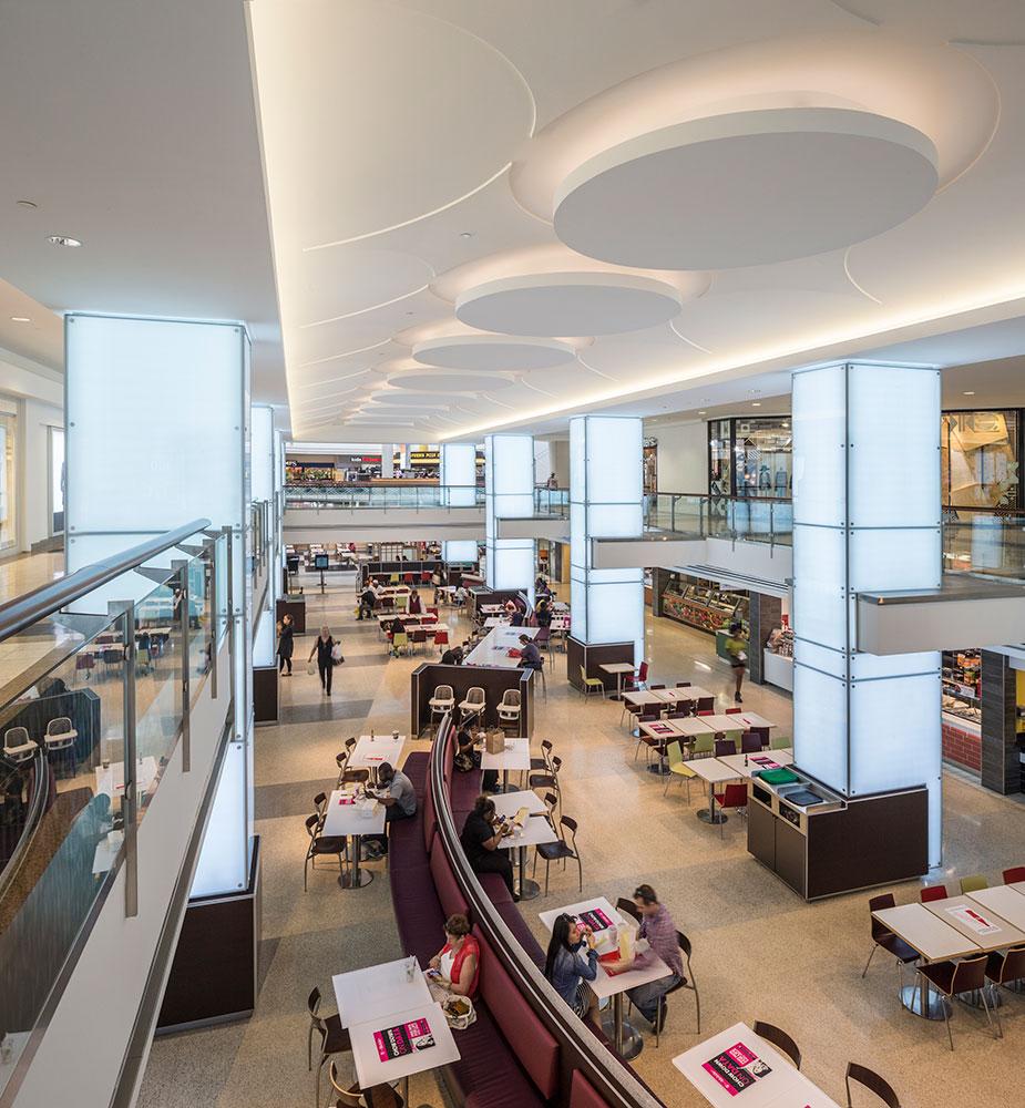 Lenox Square Mall Atlanta Food Court