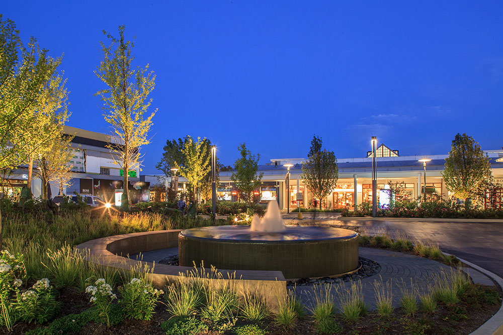 Oakbrook Mall Hours >> Oakbrook Center Mall Renovation Randy Burkett Lighting Design