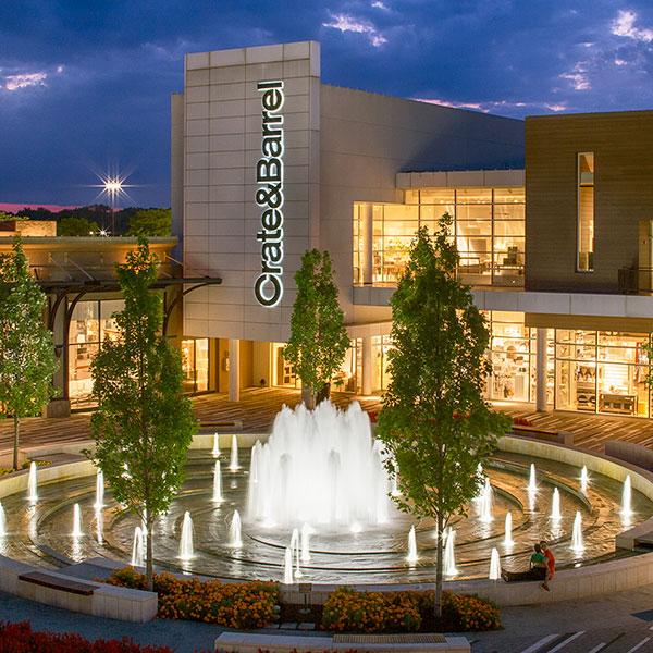 Oakbrook Center Mall Renovation