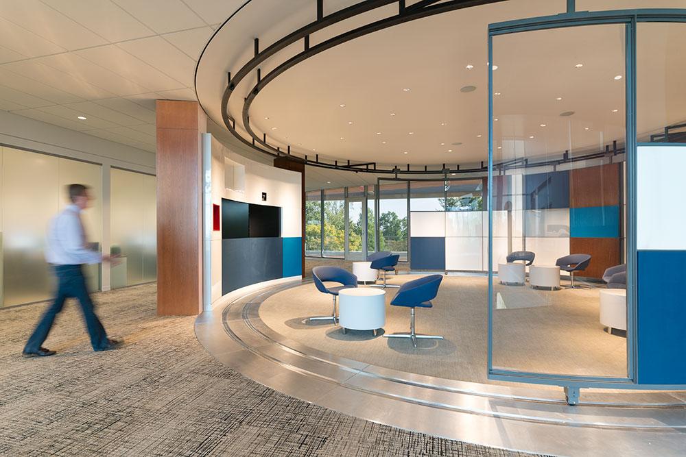 Mercy Virtual Care Center Randy Burkett Lighting Design